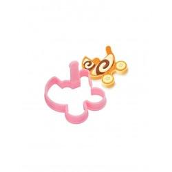 Univerzální formička TESCOMA pro holky DELÍCIA KIDS, světle růžová