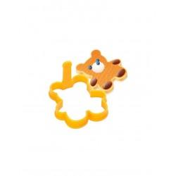 Univerzální formička TESCOMA pro kluky DELÍCIA KIDS, oranžová