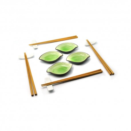 porcelánový servis na SUSHI - Midori Mini III