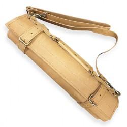 kožená taška na kuchyňské nože Dellinger Vintage Sand