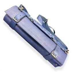 kožená taška na kuchyňské nože Dellinger Vintage Sky