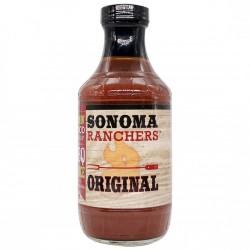 BBQ omáčka SONOMA Ranchers Original 455ml