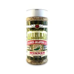 kořenící sůl Big Poppa's Jallelujah Seasoned Jalapeno 7.5oz - 213 g