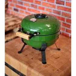 "keramický gril kamado Camping Dellinger Smoke&Fire 12"" zelený"