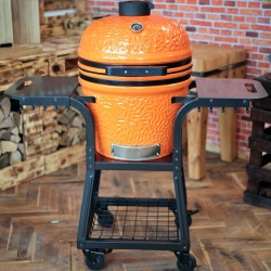 "keramický gril kamado Dellinger Smoke&Fire 22"" orange"