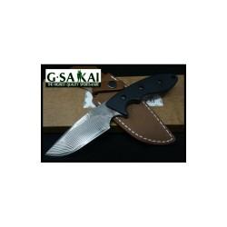 Lovecký nůž G. Sakai KIMUN KAMUY II VG-10