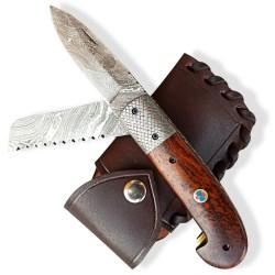 nůž s pilkou Dellinger SAG
