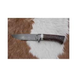 Kovářství Čurda, lovecký damaškový nůž. 416