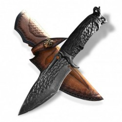 nůž lovecký Dellinger HORNED vg-10 Ebony
