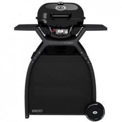kotlový plynový gril MINI CHEF P-420 G ve verzi table-top s vozíkem