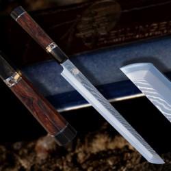 nůž Sakimaru 270 mm - Dellinger Mammut Octagonal SKD11