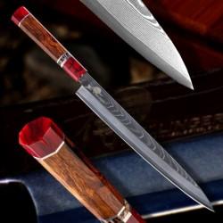 nůž Yanagiba 270 mm - Dellinger Mammut Resin Octagonal SKD11