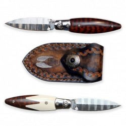 nůž zavírací Dellinger ARROW VG-10 damascus