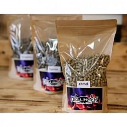 pelety na uzení 100% zelený čaj - 500 g
