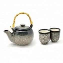 keramická konvička Tajimi na čaj 600 ml - 2 šálky