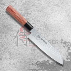 nůž Santoku 165mm Kanetsune KC-950 Tsuchime Series
