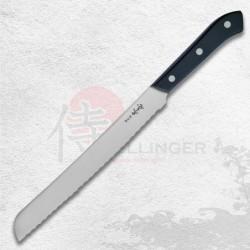 nůž na chléb a pečivo Bread 225mm KIYA Japan