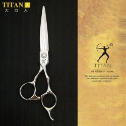 """Kadeřnické nůžky 5"""" TITAN TN50 VG-10 Profesional"""