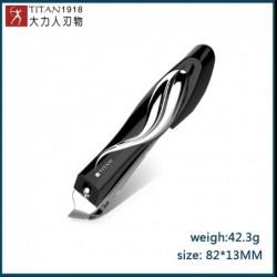 Kleštičky na nehty TITAN YY2 + skleněný nanopilník