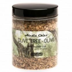 100% Chef Aladin Chips Olive Tree 80 gr