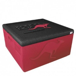 Kängabox termobox Easy S 32l červená