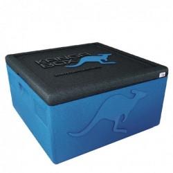 Kängabox termobox Easy S 32l modrá