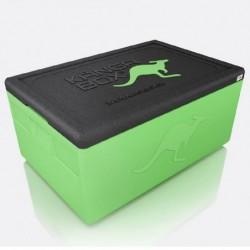 Kängabox termobox Expert mini limetová zelená