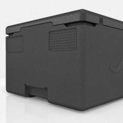Kängabox termobox Professional GN1/1 39l černá
