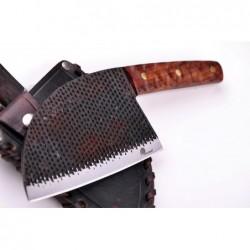 """srbský nůž Dellinger D2 Rasp - ve stylu """" Almazan Kitchen"""""""