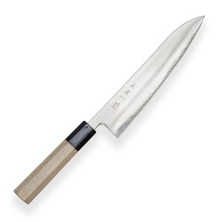 nůž Chef / Gyuto 210 mm - Hokiyama - Tosa-Ichi - White Octagonal