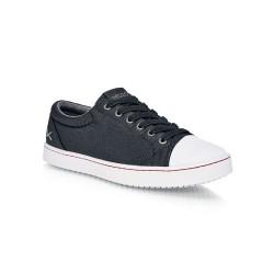 Pracovní protiskluzová obuv Grind MOZO - barva černá