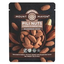ořechy Pili Nuts Ecuadorian Cacao 12g